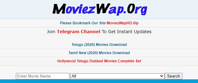 Moviezwap Telugu Movies Download