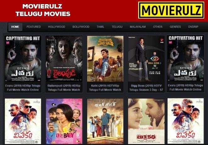 Movierulz Telugu Movies Download - Free 2020 Full HD