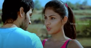 rhea chakraborty telugu movies